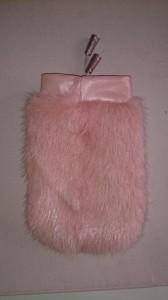 Розовый чехол на мобильник